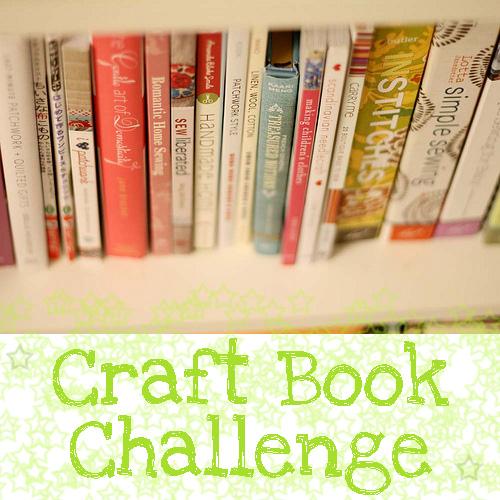 craftbookchallenge