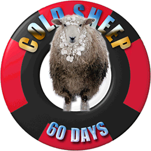 60 days Cold sheeping