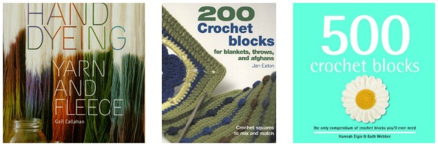 april 2013 craft book challenge