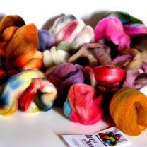 Mixed Fibres Grab Bag