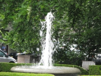 Water Feature -- AMNH