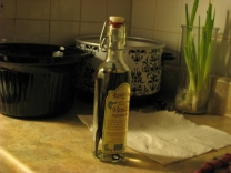 The Real Vanilla Extract
