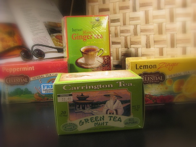 Tea Supplies