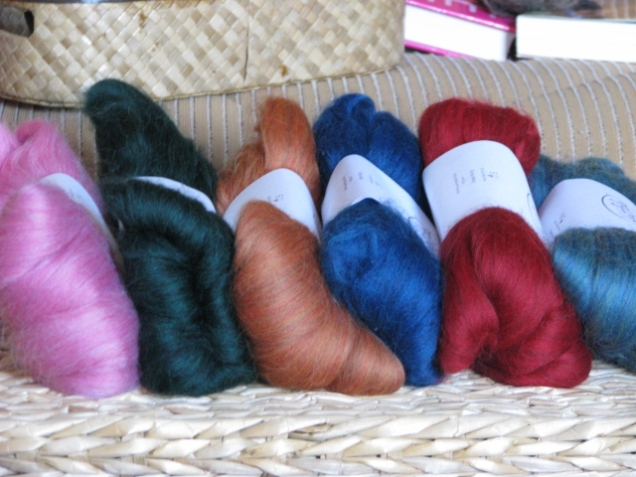 Wool of The Andes Roving