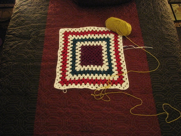Blanket Update II