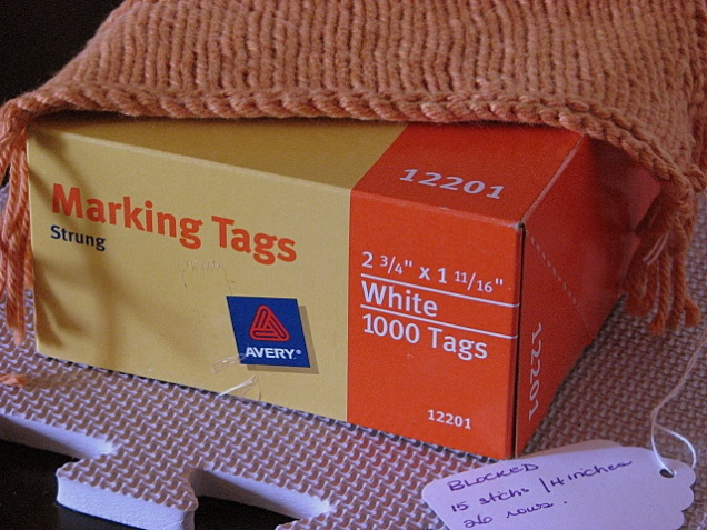 Marking Tags