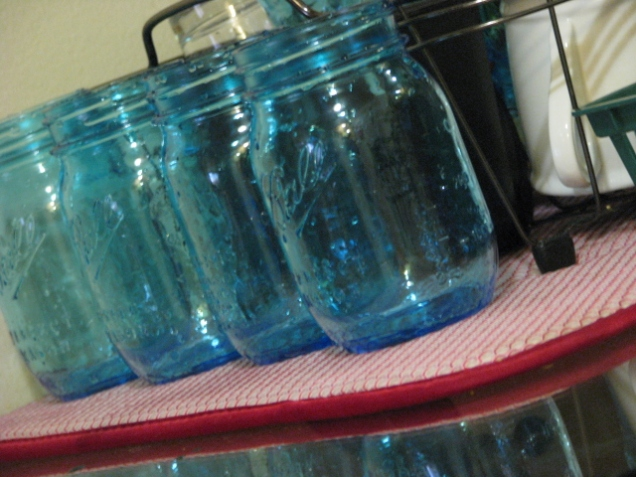 New Ball Jars