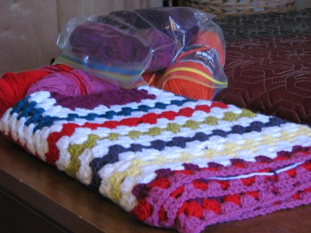 Mood Blanket