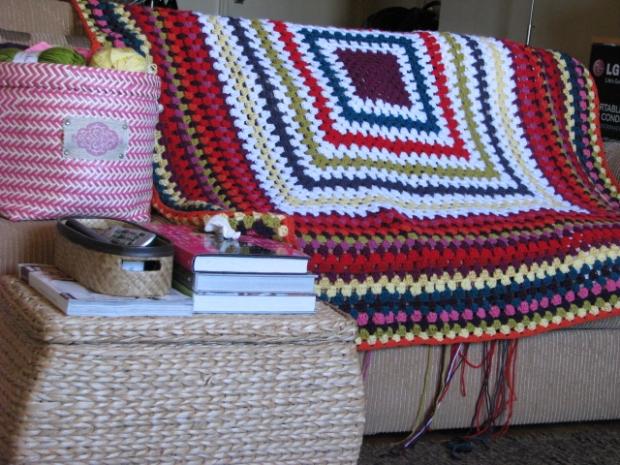 Mood Blanket August Update II