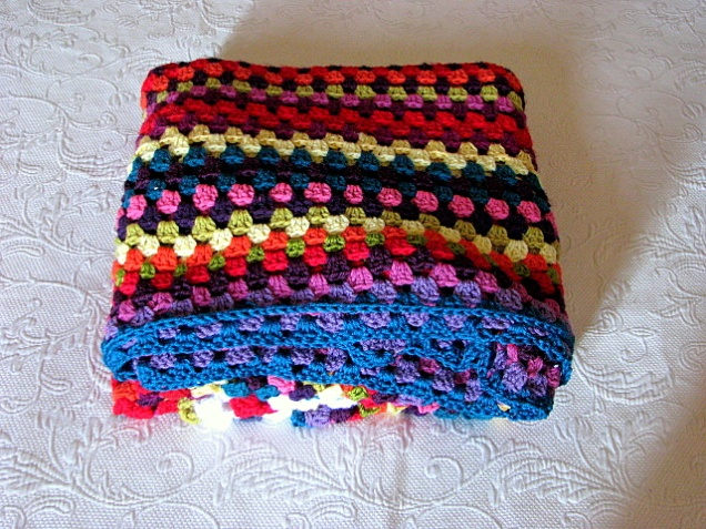 2014 Crochet Mood Blanket