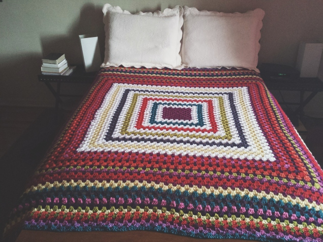 FO Mood Blanket 2014