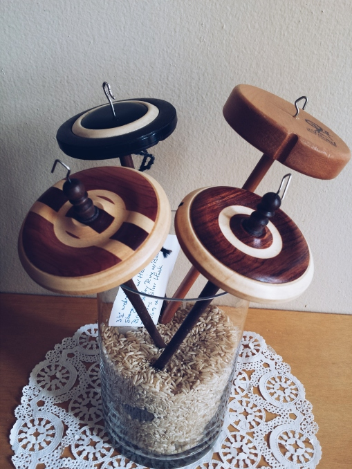 Kundert Spindles