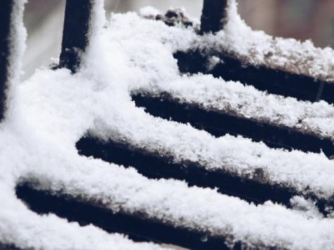 Snowy Spring 2015