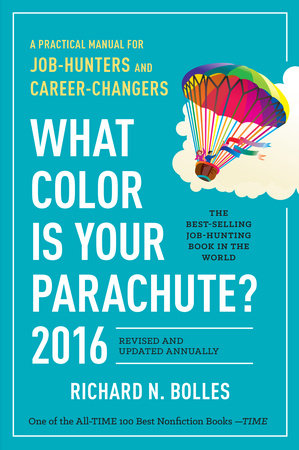 What Color Is Your Parachute 2016
